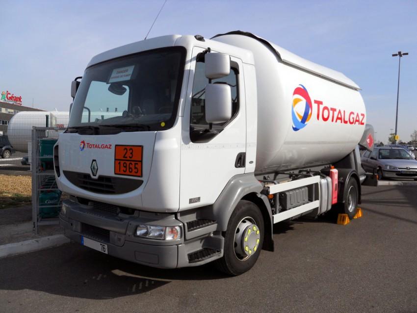 Totalgaz UGI Group Total vente