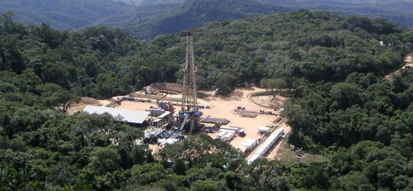 Total Gazprom Bolivie gaz