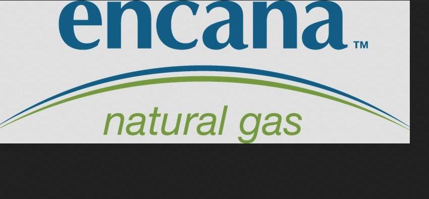 Gaz naturel Canada Encana