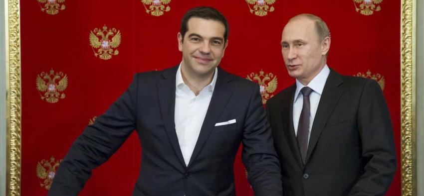 gaz gazoduc Russie Grèce gazprom Europe UE sanctions