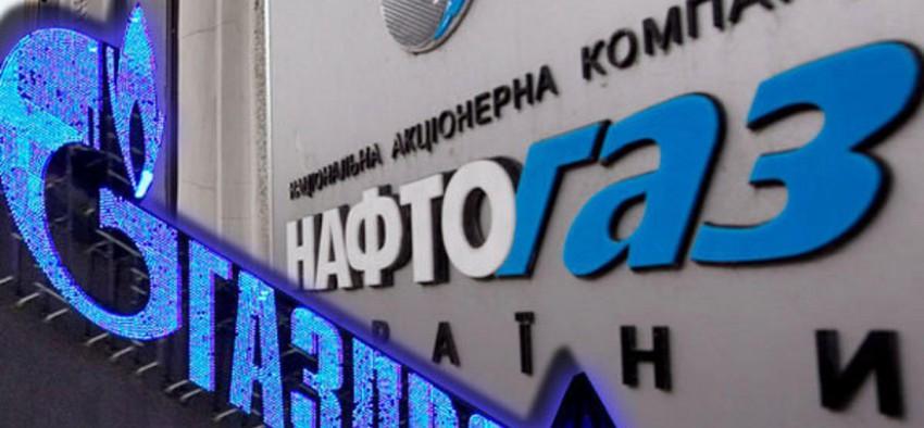 Ukraine Russie gaz Gazprom Naftogaz coupure livraison prix