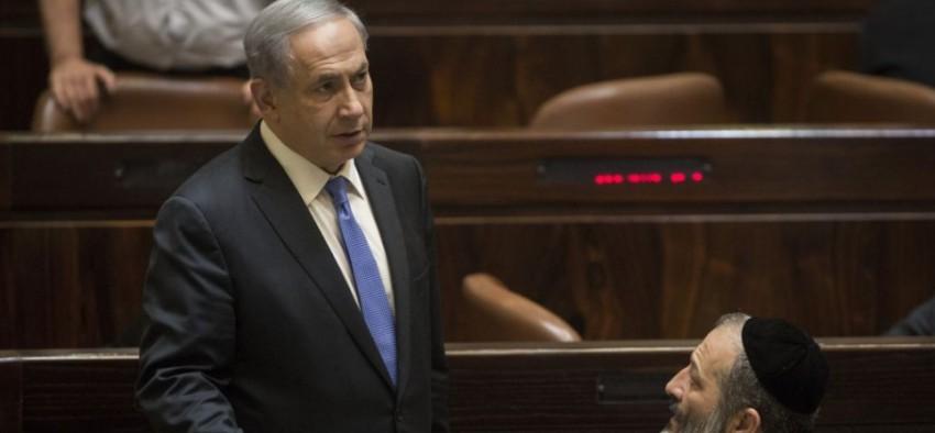 monopole gaz Israël Knesset