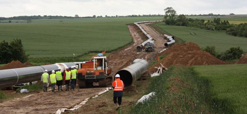 Engie gaz naturel gazoduc