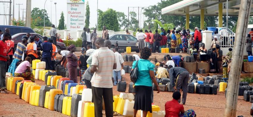 Nigéria fiscalité gaz pétrole loi