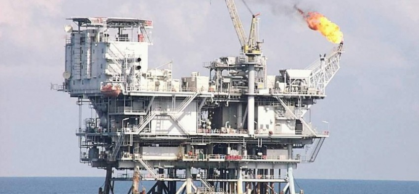 Israël gaz naturel