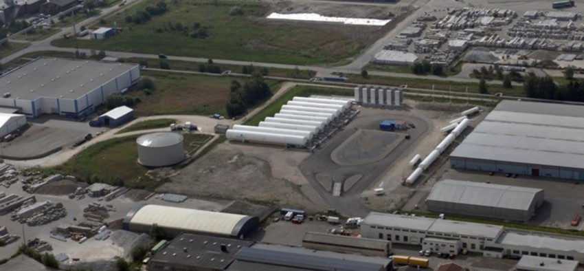 LGN GNL usine liquéfaction projet abandonné Canada Bécancour