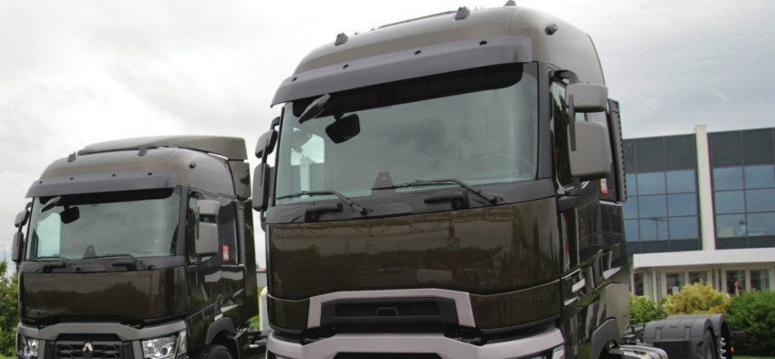 Renault Trucks gaz naturel diesel GNV consommation propre bruit pollution