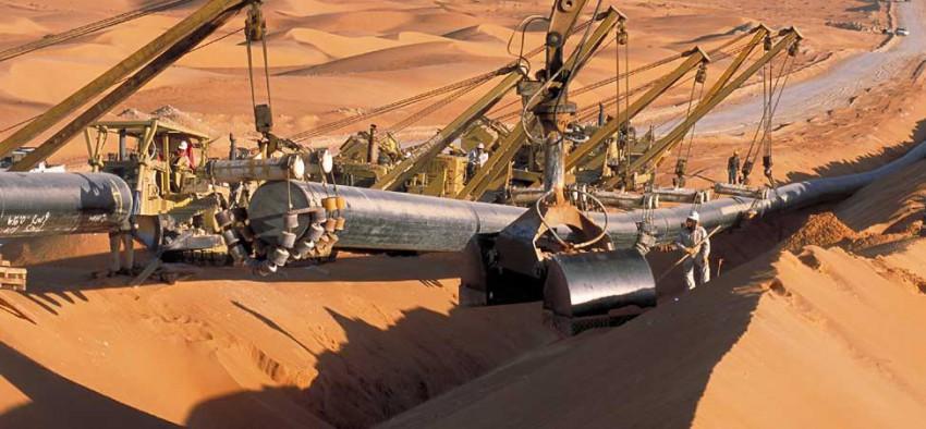 In Salah Gas Algérie prodution gaz naturel