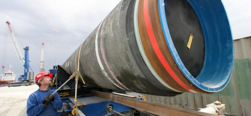 Nord Stream 2 Russie Ukraine Allemagne Union Européenne PPE gazoduc