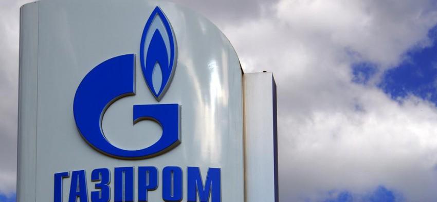 Gazprom Europe gaz naturel