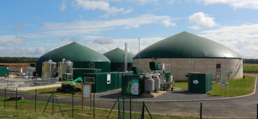 Biogaz gaz naturel