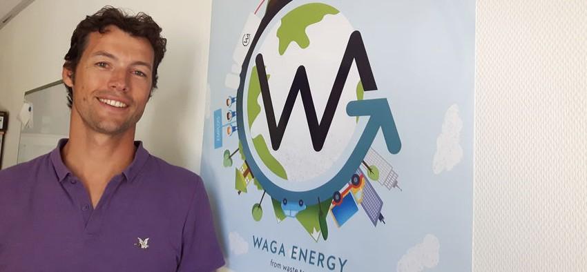 Biométhane France Waga Energy Isère