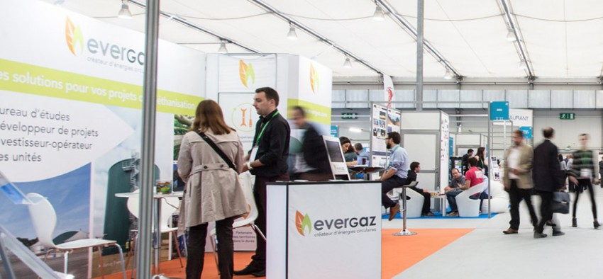 Biogaz salon Bordeaux