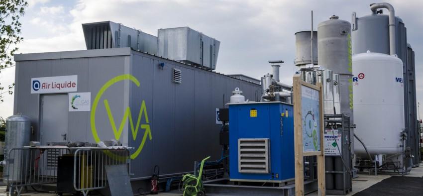 Wagabox biogaz