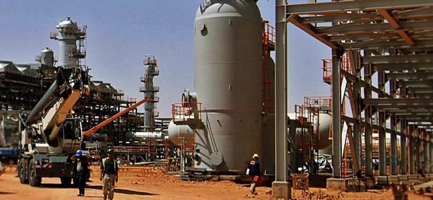 Algérie gaz de schiste