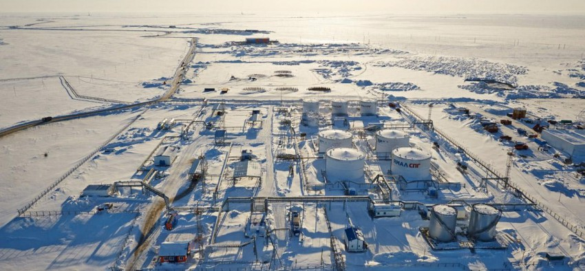 GNL gaz naturel liquéfié Novatek Russie Chine