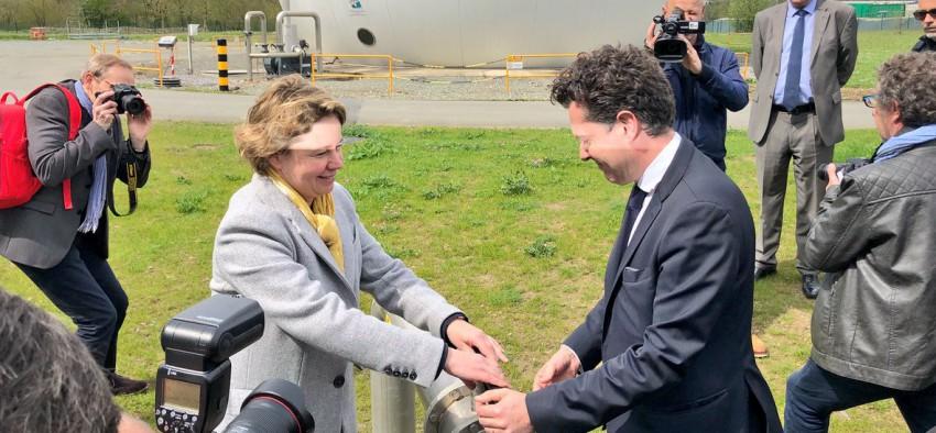Biogaz biométhane GRDF Angers Loire Métropole