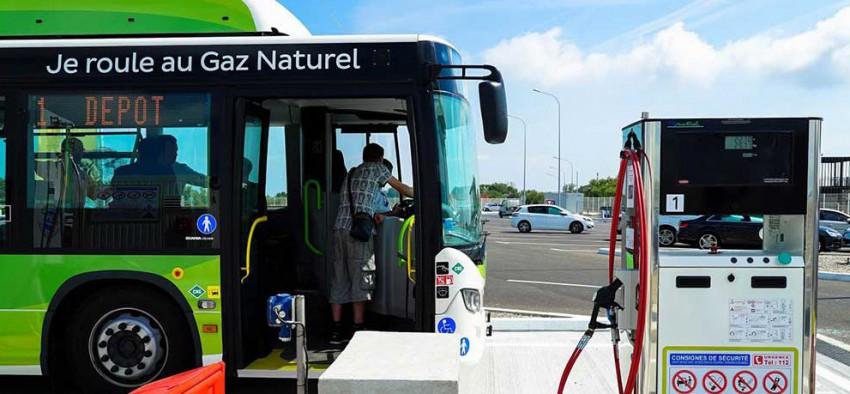 GNV BioGNV gaz naturel GrDF ADEME