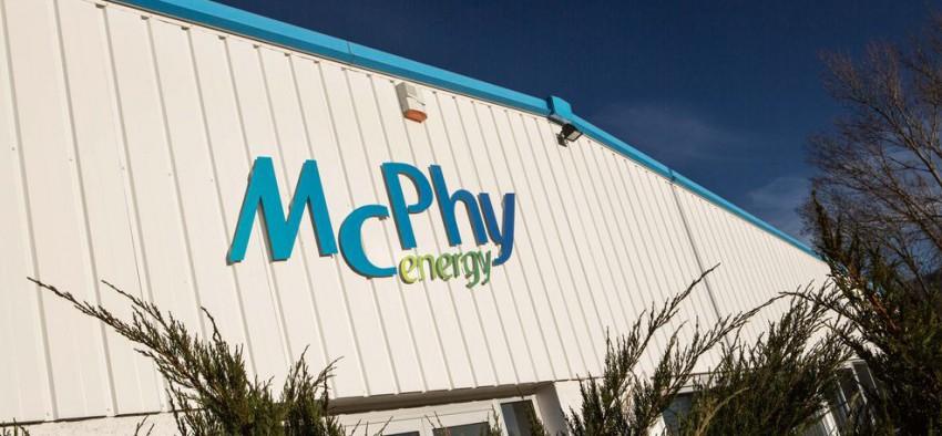 hydrogène renouvelable France EDF Mc Phy Nicolas Hulot