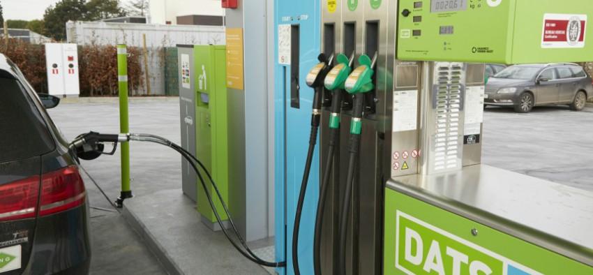 Gaz naturel carburant GNV GNC Biogaz Union Européenne