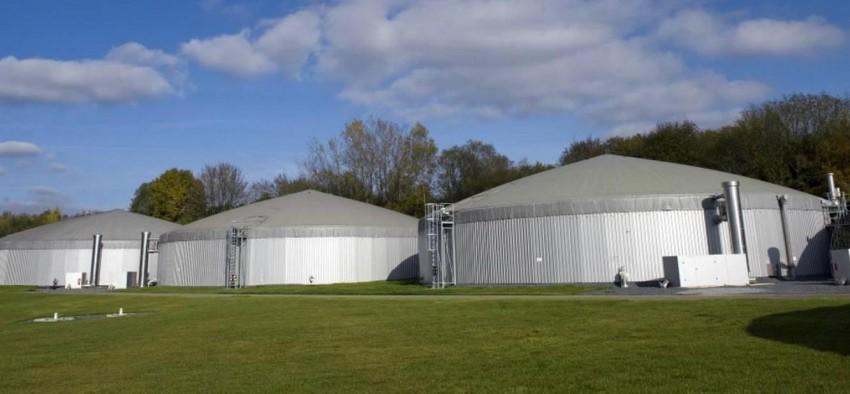 Biogaz gaz naturel France Evergaz Allemagne