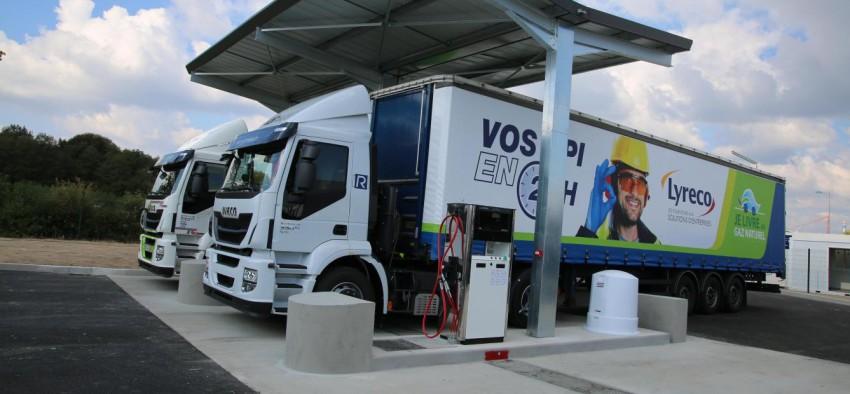 gaz naturel GNV GNC transport routier poids-lourds Allemagne France