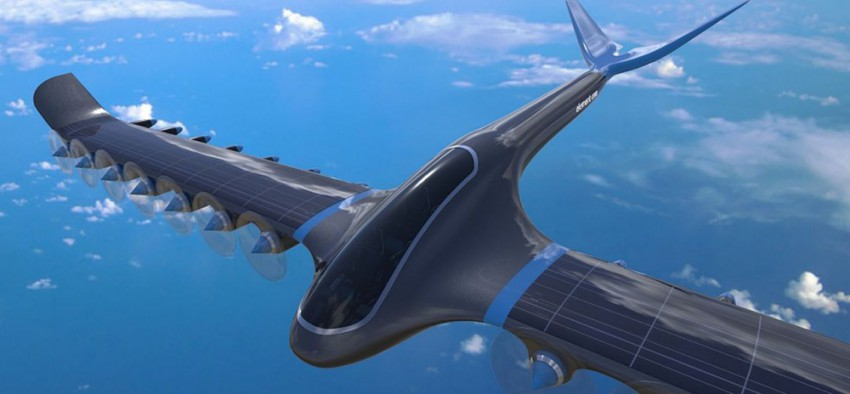 hydrogène gaz naturel avion transport aérien