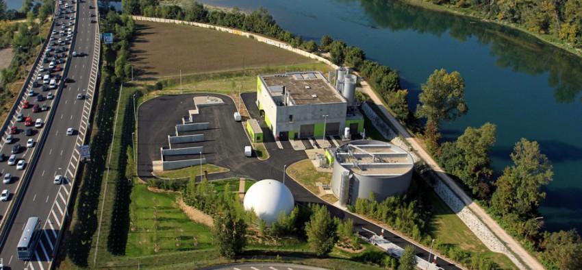 gaz naturel biogaz France Lyon