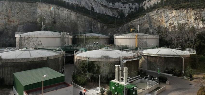 Suez Engie Marseille biométhane gaz renouvelable