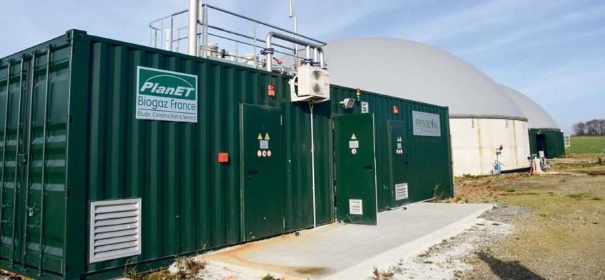 gaz naturel biogaz France