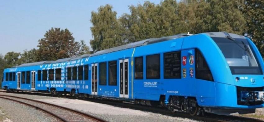 SNCF hydrogène Alstom France