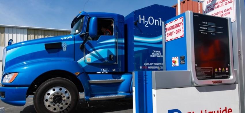 hydrogène Europe mobilité hydrogène