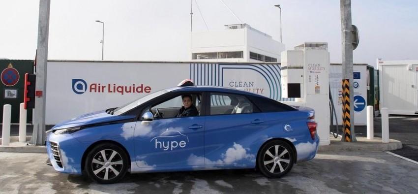 Hydrogène : Air Liquide développe plusieurs projets ambitieux dans la mobilité