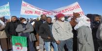 gaz de schiste Algérie fracturation hydraulique économie