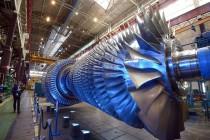 turbine gaz General Electric EDF