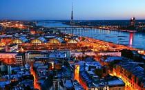 gaz naturel pays baltes russie