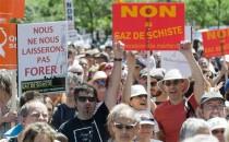 Gaz de schiste exploration Ardèche Aveyron justice permis