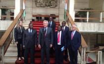 General Electric contrat gaz turbine fourniture Abidjan Côte d'Ivoire