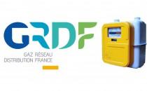 Gazpar GRDF nouveaux compteurs intelligents ondes déploiement