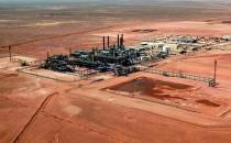 Algérie gaz naturel
