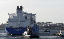 Portugal gaz de schiste GNL importation méthanier