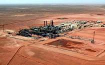 Gaz naturel Algérie
