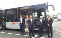 Tisséo bus Toulouse gaz naturel Biogaz