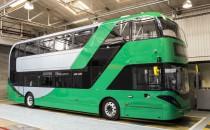 Biogaz bus Angleterre Nottingham