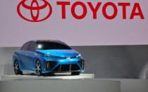Hydrogène Toyota USA