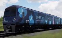 gaz naturel hydrogène train hydrogène Alstom Breeze
